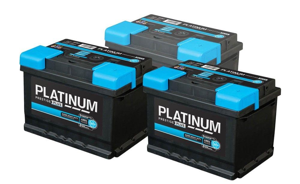 Fast Fit platinum batteries