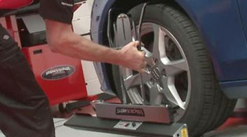 Fast Fit wheel alignment 21